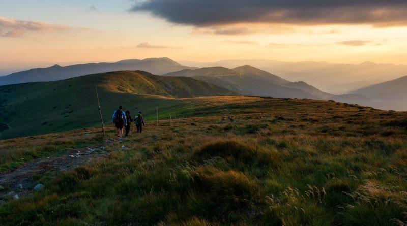 Turistická trasa – Cesta hrdinov SNP