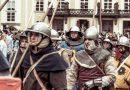 Tohtoročné korunovačné slávnosti v Bratislave a rytiersky sprievod