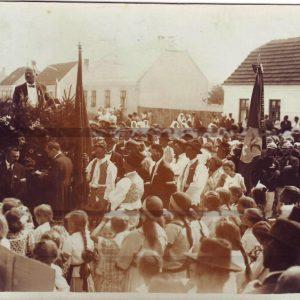 1926-zst-v-dnv-uvitanie-hosti-pri-prilezitosti-otvorenia-novej-ludovej-skoly